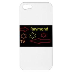 Raymond Tv Apple iPhone 5 Hardshell Case