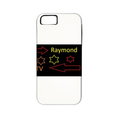 Raymond Tv Apple iPhone 5 Classic Hardshell Case (PC+Silicone)