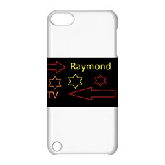 Raymond Tv Apple iPod Touch 5 Hardshell Case with Stand
