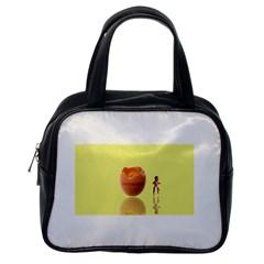 Oviparous Single-sided Satchel Handbag