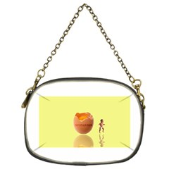 Oviparous Single Sided Evening Purse