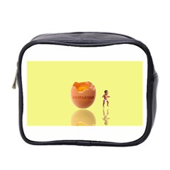Oviparous Twin-sided Cosmetic Case