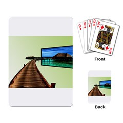 Virtual Tv Standard Playing Cards