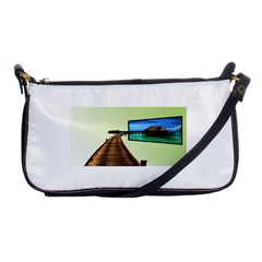 Virtual Tv Evening Bag