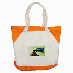 Sony Tv Snap Tote Bag