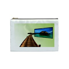 Sony Tv Cosmetic Bag (Medium)