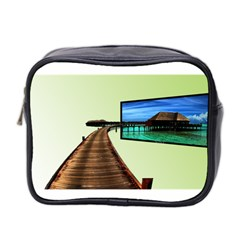 Sony Tv Twin-sided Cosmetic Case
