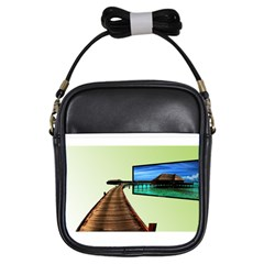Sony Tv Kids  Sling Bag