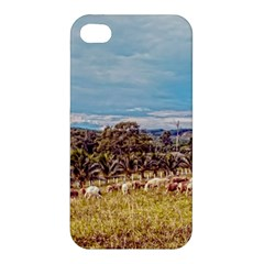 Farm View Apple iPhone 4/4S Premium Hardshell Case