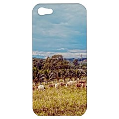Farm View Apple iPhone 5 Hardshell Case