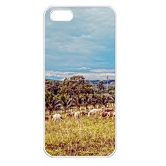 Farm View Apple iPhone 5 Seamless Case (White)