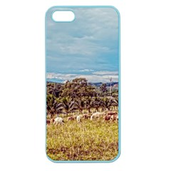 Farm View Apple Seamless iPhone 5 Case (Color)