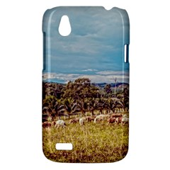 Farm View HTC T328W (Desire V) Case