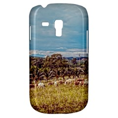 Farm View Samsung Galaxy S3 Mini I8190 Hardshell Case