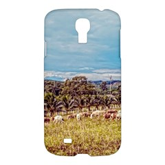 Farm View Samsung Galaxy S4 Hardshell Case