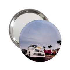 Wedding Car Handbag Mirror