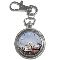 Wedding Car Key Chain & Watch