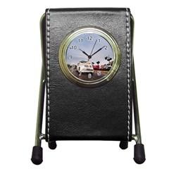 Wedding Car Stationery Holder Clock
