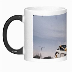 Wedding Car Morph Mug