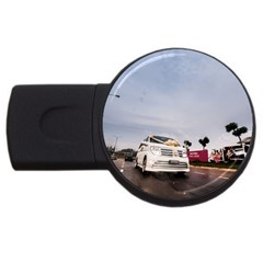 Wedding Car 4Gb USB Flash Drive (Round)