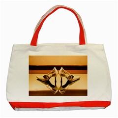 23 Red Tote Bag