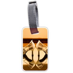 23 Twin-sided Luggage Tag