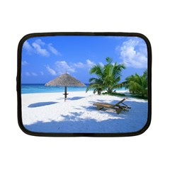 Beach 7  Netbook Case