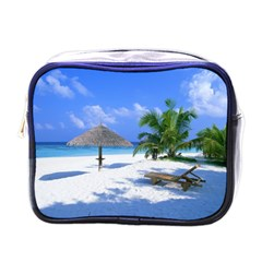 Beach Single Sided Cosmetic Case
