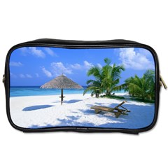Beach Twin-sided Personal Care Bag