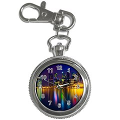 Night View Key Chain & Watch