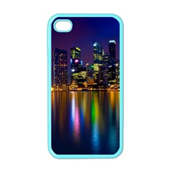 Night View Apple iPhone 4 Case (Color)
