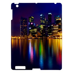Night View Apple iPad 3/4 Hardshell Case