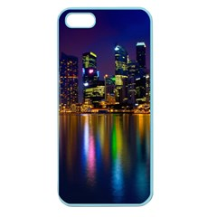 Night View Apple Seamless Iphone 5 Case (color)