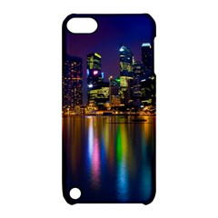 Night View Apple iPod Touch 5 Hardshell Case with Stand
