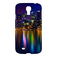 Night View Samsung Galaxy S4 Hardshell Case