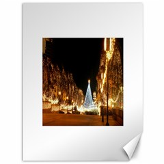 Christmas Deco 36  X 48  Unframed Canvas Print