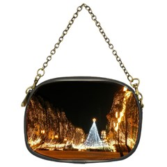 Christmas Deco Twin-sided Evening Purse