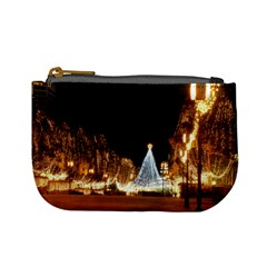 Christmas Deco Coin Change Purse