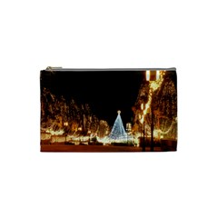 Christmas Deco Cosmetic Bag (Small)