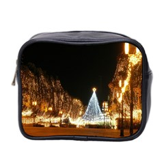Christmas Deco Twin-sided Cosmetic Case