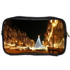 Christmas Deco Twin-sided Personal Care Bag