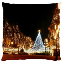 Christmas Deco Large Cushion Case (Two Sides)