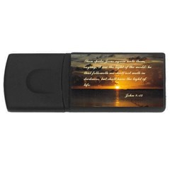 Sunset2 4Gb USB Flash Drive (Rectangle)