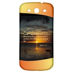 Sunset2 Samsung Galaxy S3 S III Classic Hardshell Back Case