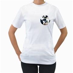 <3 Earth Women s T-Shirt