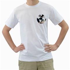<3 Earth White T-Shirt