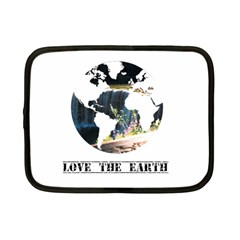<3 Earth Netbook Case (Small)