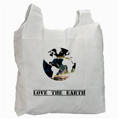 <3 Earth Recycle Bag (One Side)