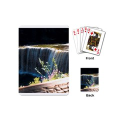 Waterfall Playing Cards (mini)