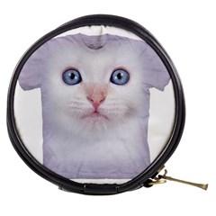 cute cat Mini Makeup Case